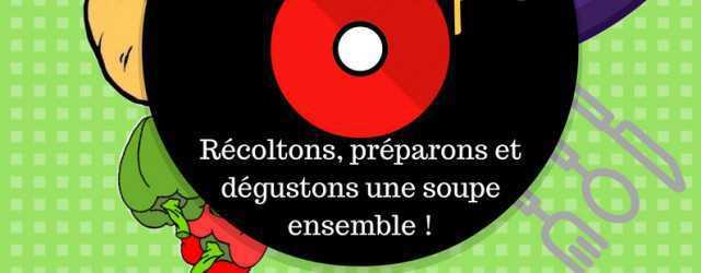"""La disco soupe c'est quoi ? Des sessions collectives de cuisine dans une ambiance musicale et festive. Les soupes confectionnées seront ensuite redistribuées gratuitement dans la rue.  Les """"disco […]"""