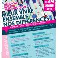 HANDICAP, MALADIE, PARCOURS DE VIE DIFFÉRENTS… COMME TOUT LE MONDE Du 19 au 24 mars prochains, le Centre socioculturel organise la Semaine « Mieux vivre ensemble nos différences » dans […]