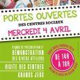 Le mercredi 4 avril, les centres sociaux de Savigny-le-Temple ouvrent leurs portes… de 14h à 18h pour la maison de quartier Gaston Variot et de 14h à 18h pour le […]