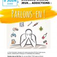 Le Point Information Jeunesse et le centre socioculturel Mix'City invitent jeunes, parents, professionnels à échanger sur la thématique des addictions. Rendez-vous au Mix'City le mardi 5 juin à […]
