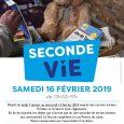 Nous organisons une gratuiterie le samedi 16 Février 2019 de 13h30 à 17h. Le principe : faire de vos objets une seconde vie! Le centre social Françoise Dolto et […]