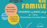 Invitation à la 4ème Rencontre Familles & Action Educative Autour de la thématique Lire en Famille Mesdames, Messieurs, les acteurs éducatifs, L'UDAF et les associations familiales de Seine-et-Marne organisent […]