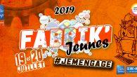 FABRIK'JEUNES, c'est parti!!! Les 19 et 20 juillet prochain, 60 jeunes seine et marnais se réuniront au Rocheton (La Rochette – 77) pour débattre, se rencontrer, jouer, découvrir autour […]